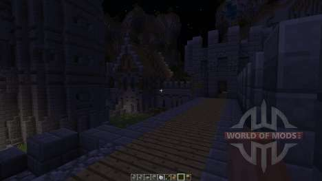Havenlyn Castle для Minecraft