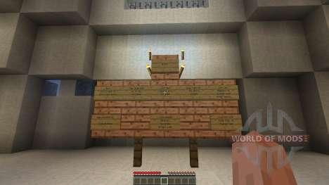 Sky Fights для Minecraft