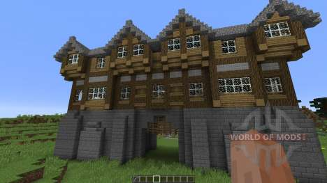 Fort Loghtons для Minecraft