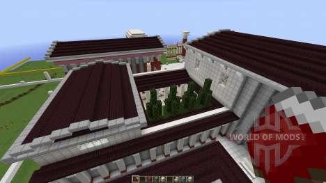 Roman City для Minecraft