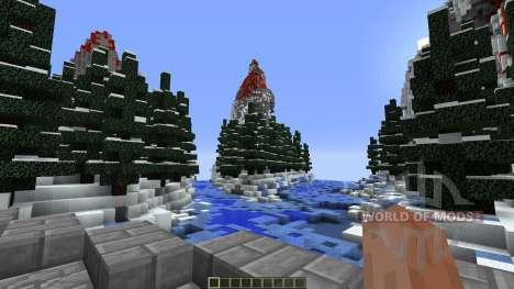 Aegea Valora для Minecraft