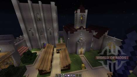 Kingdom Klash для Minecraft
