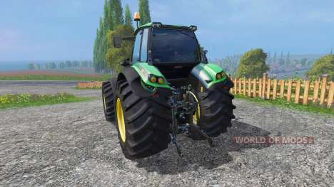 Deutz-Fahr Agrotron 7250 NOS Hardcore v3.0 для Farming Simulator 2015