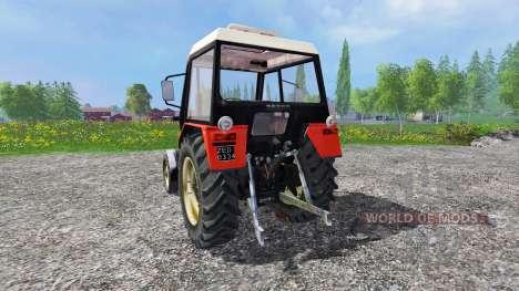 Zetor 7211 для Farming Simulator 2015