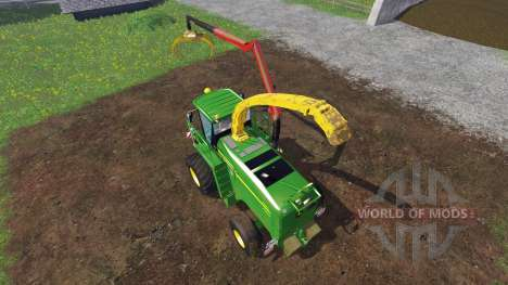 John Deere 7950 [crusher] v2.0 для Farming Simulator 2015