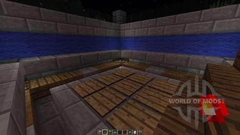 Dark Warfare для Minecraft