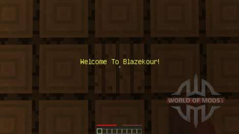 Blazekour MCBOSS762 для Minecraft
