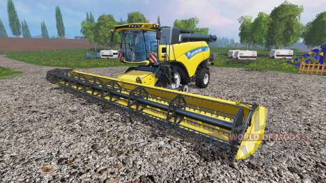 New Holland CR10.90 [pack] для Farming Simulator 2015