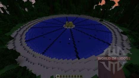 Minecraft SurvivalGames 4 Catching Fire для Minecraft