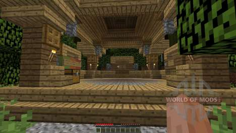 The Syndicate Project для Minecraft