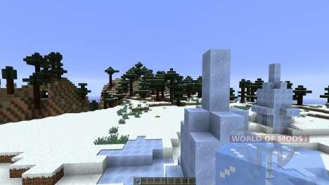 Ice Structure для Minecraft