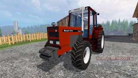Renault 1181-4 для Farming Simulator 2015