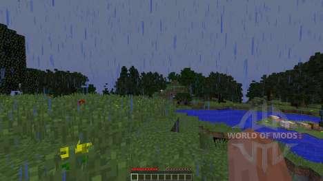 Project 11 для Minecraft