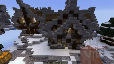 Winters Secret для Minecraft