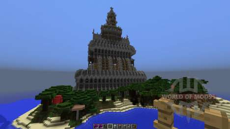 Cathedral First Try для Minecraft