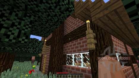 Scavenger Hunt для Minecraft
