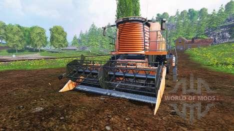 Case IH Axial Flow 7130 [interstellar] для Farming Simulator 2015