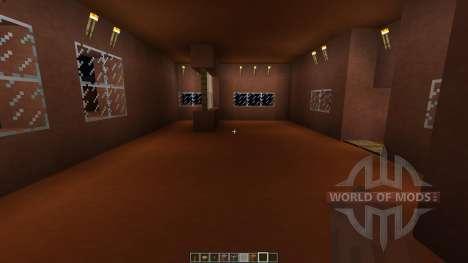 Mysterious Island House SujeeTV для Minecraft