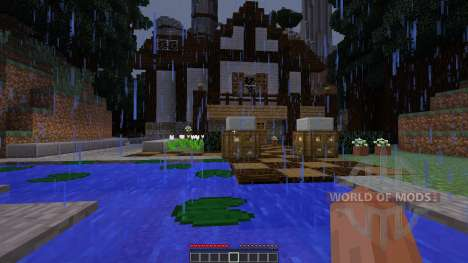 THE TOWERS OF MYSTERIA для Minecraft