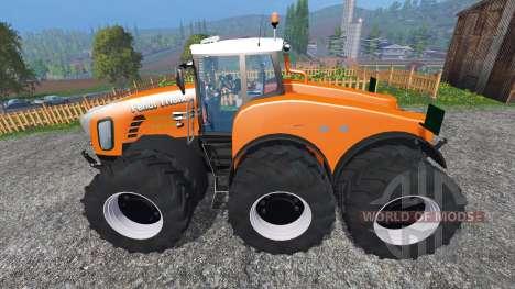 Fendt TriSix Vario double wheels v2.0 для Farming Simulator 2015