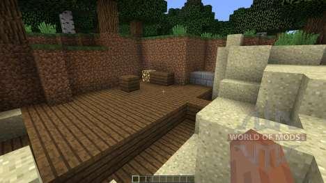 Spy-House для Minecraft