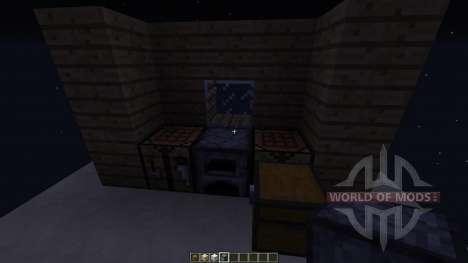 Furnace Trap для Minecraft