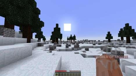 Esngen Island для Minecraft