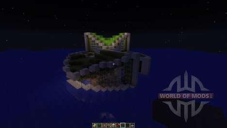 lilly pad для Minecraft
