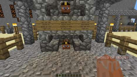 Digital Display Clock для Minecraft