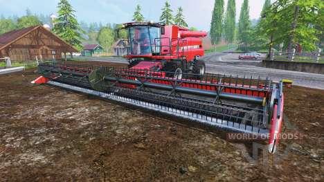 Case IH Axial Flow 9230 для Farming Simulator 2015