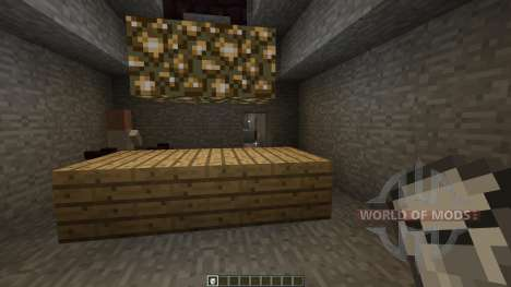 Ore Masters Haunted House of Horror для Minecraft