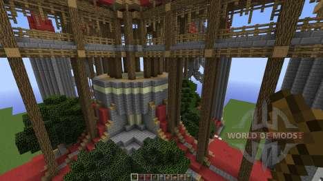 Free Spawnbuilding для Minecraft