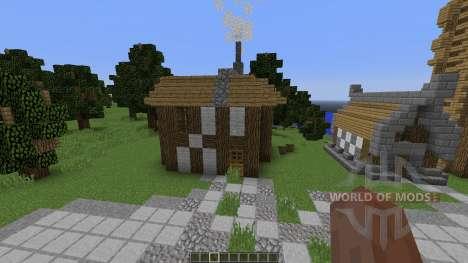 Belgarth (West District) 6 Sub Special для Minecraft