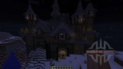 Castle on the White Lake для Minecraft