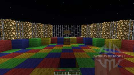 Zombius the Invincible Boss Fight для Minecraft