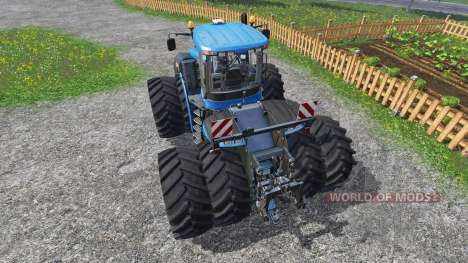New Holland T9.670 DuelWheel для Farming Simulator 2015