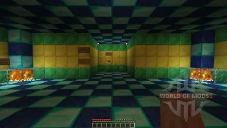 Die Suche nach dem Wither для Minecraft