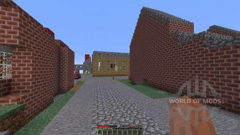Fallout City для Minecraft