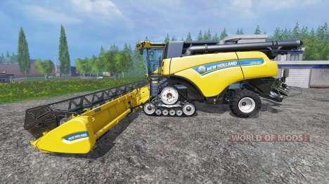 New Holland CR10.90 [loading capacity doubled] для Farming Simulator 2015
