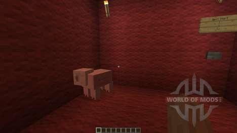 Parkour Map 2 для Minecraft