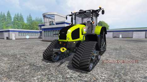 CLAAS Axion 950 [terra trac] для Farming Simulator 2015