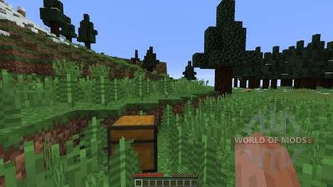 Secundus Island Custom Map survival ready для Minecraft