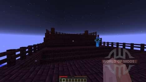 Herobrines Ship 2 для Minecraft