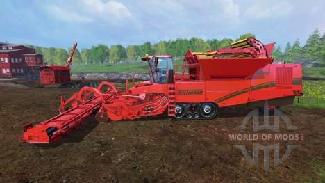 Grimme Tectron 415 v1.0 для Farming Simulator 2015