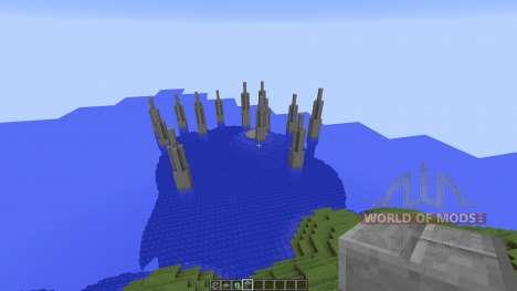 Heaven Island для Minecraft