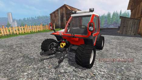 Reform Metrac H6 для Farming Simulator 2015