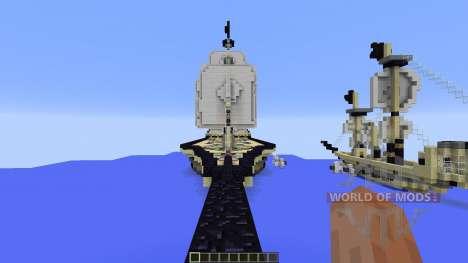 The Firescream для Minecraft