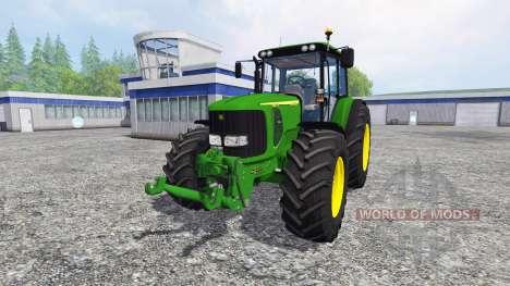John Deere 6920 S для Farming Simulator 2015