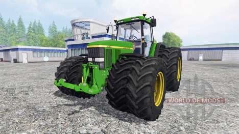 John Deere 7810 для Farming Simulator 2015