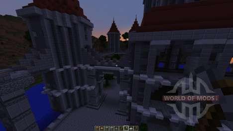 Minecraft Epic Castle для Minecraft